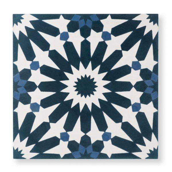 Sample: Erizo Blue Tile