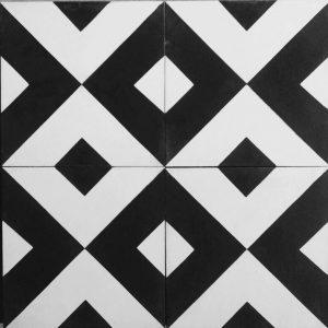 Modern Concrete Tile Handcrafted Tile Riad Tile