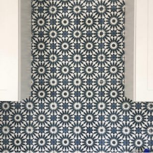 Cement Moroccan Tile