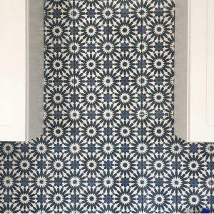 Moroccan Tile Unique Designs Riad Cement Tile