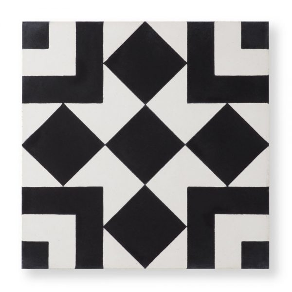 Sample: El Fenn Black Tile
