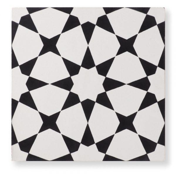 Sample: Estrella Black Tile