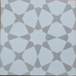 Cement Tile - Estrella-Grey-1-301x301 Estrella Grey Tile
