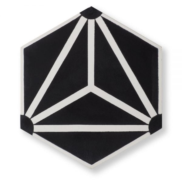 Sample: Knox Black Tile