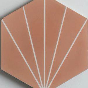 Cement Tile - Nola-Pink-1-301x301 Nola Pink Tile