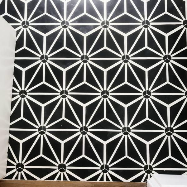 Cement Tile - Tayler-Jonker-Bathroom-2-600x600 Knox Black Tile