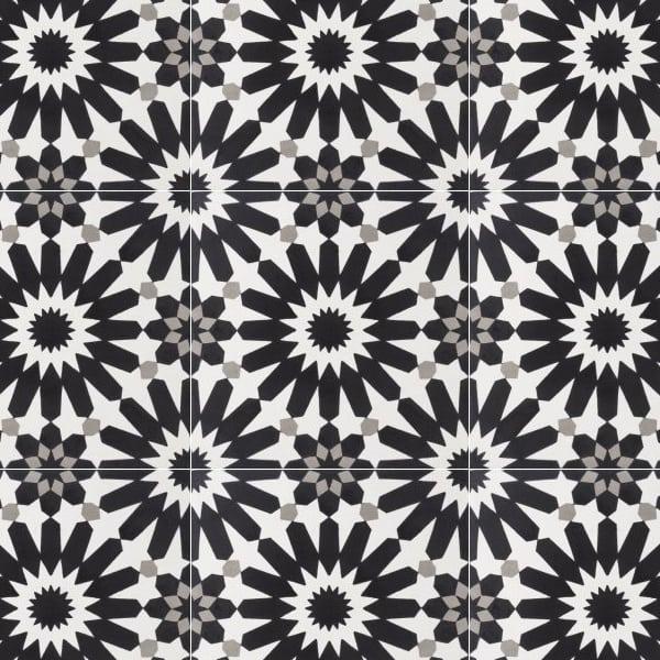 Erizo Black Tile