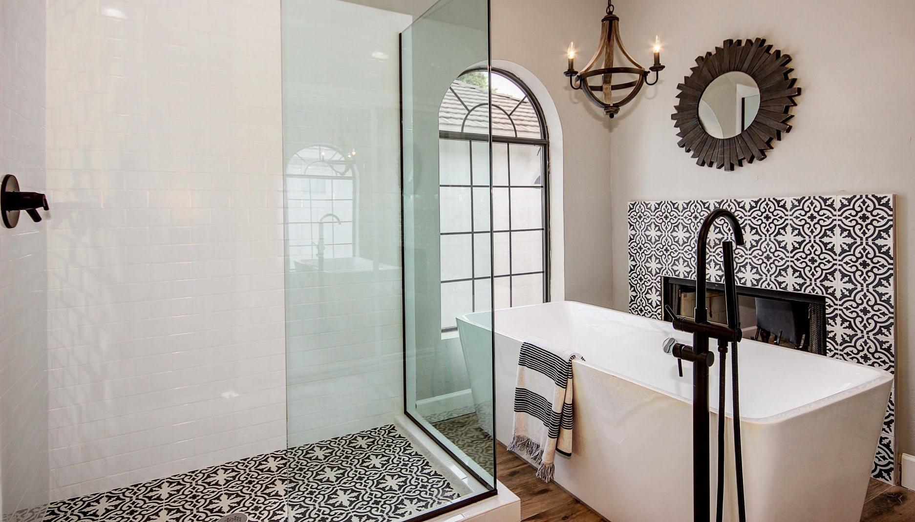 A Long-Term Fix for Boring Bathrooms | Riad Tile