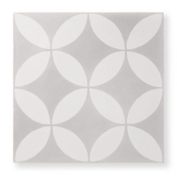Sample: Circulos Grey Tile