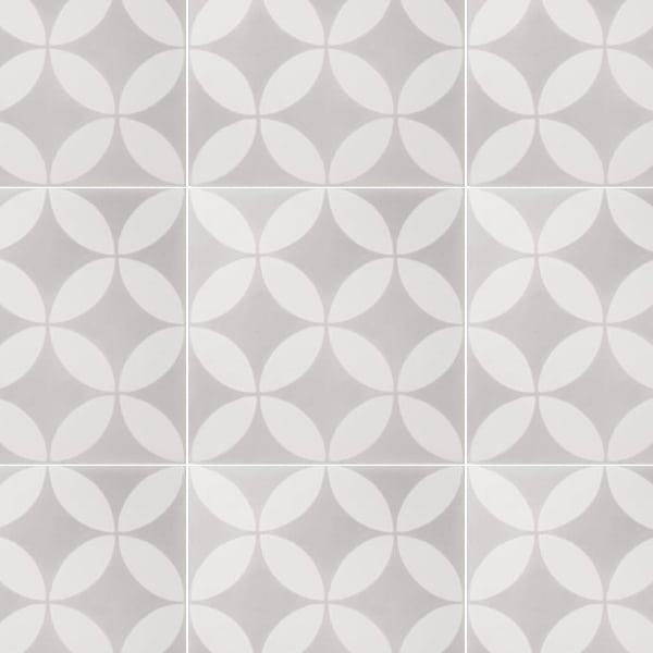 Circulos Grey Tile