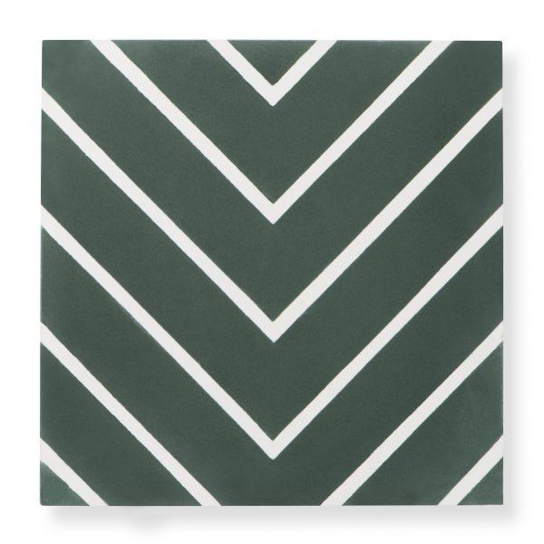 Sample: Maya Green Tile