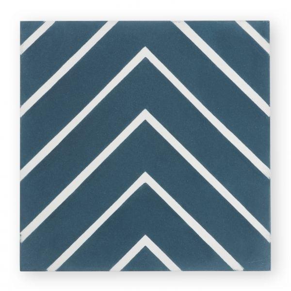 Sample: Maya Blue Tile