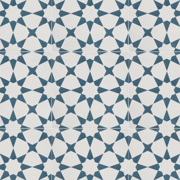 Estrella Blue Tile