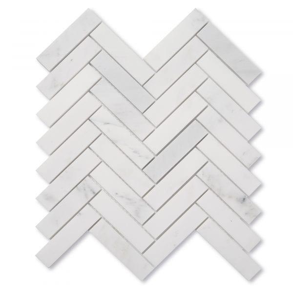 Sample: Casablanca Carrara Marble - Honed - 1