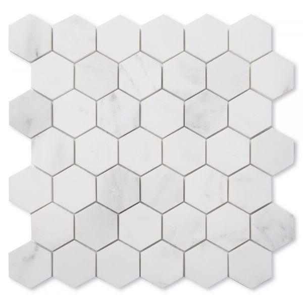 Sample: Casablanca Carrara Marble - Honed - 2