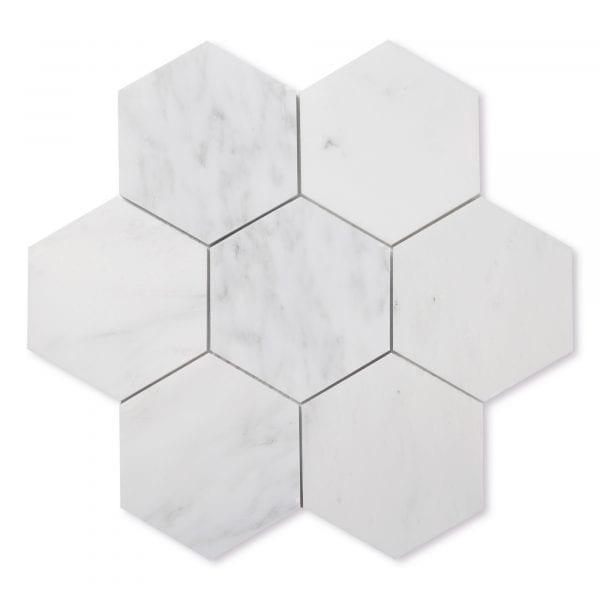 Sample: Casablanca Carrara Marble - Honed - 5