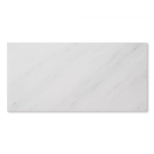 Sample: Casablanca Carrara Marble - Honed - 6