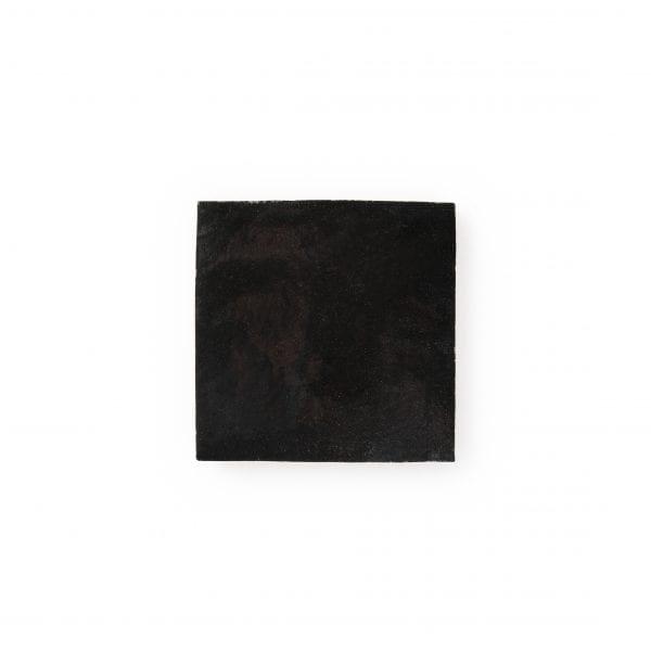 Sample: Black - Zellige 4