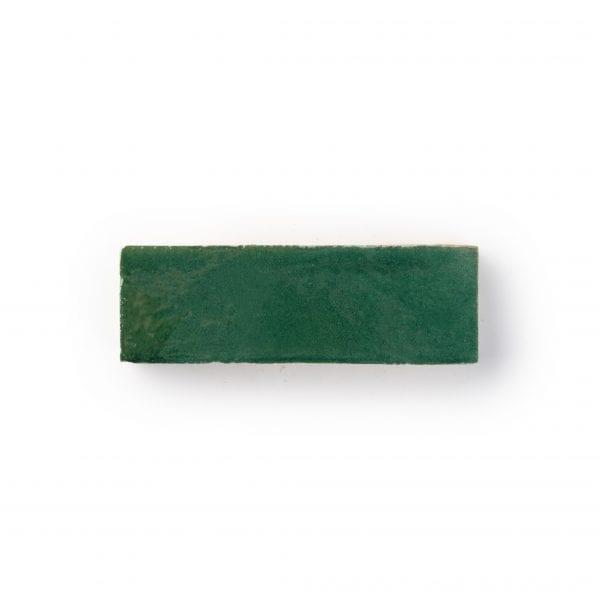 Sample: Emerald Green - Zellige 2