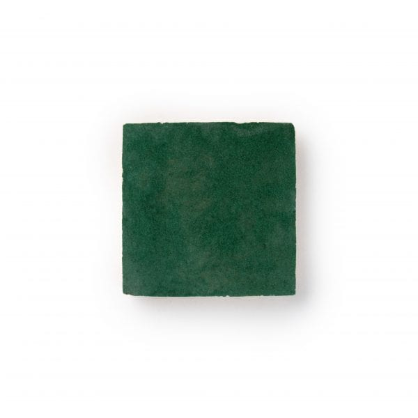Sample: Emerald Green - Zellige 4
