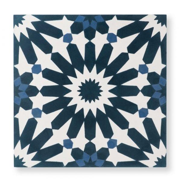 Erizo Blue Tile