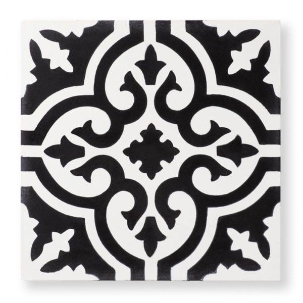 Havana Black Tile