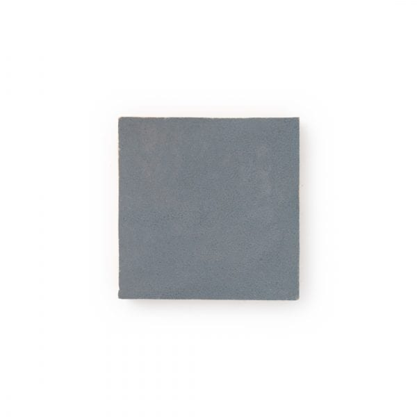 Sample: Steel Grey - Zellige 4