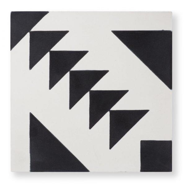 Zanzibar Black Tile