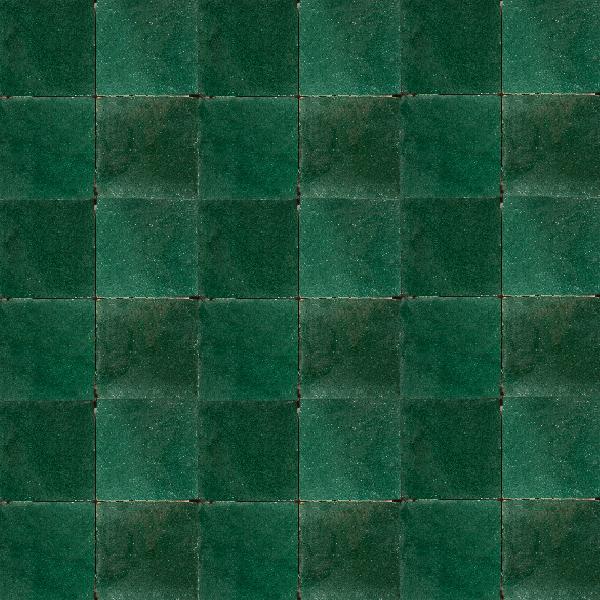 Emerald Green - Zellige 4