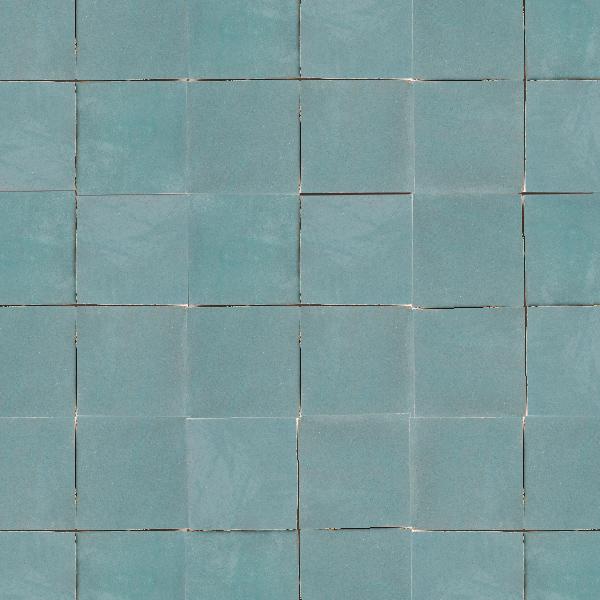 Mediterranean Blue - Zellige 4